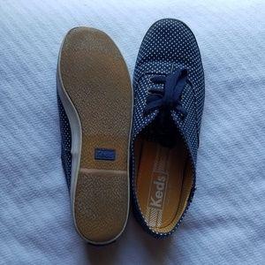Shoes - Poka dot sneakers